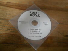 CD POP local Boys-To Please Fallin (3 CHANSON) promo Décodeur DISC ONLY