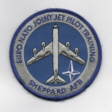 USAF Patch EURO-NATO JOINT JET PILOT TRAINING GRADUATE assigned to KC-135s