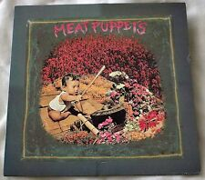 THE MEAT PUPPETS / S/T / 1982 PUNK DEBUT / SST RECORDS / VG+(+) / VG+