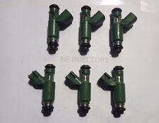 Flow Matched Fuel Injector Set for 2002-2008 Jaguar X Type 2.5 3.0 1X43-AB (6)