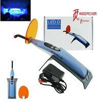 Woodpecker Original Dental LED Wireless Curing Light Lamp LED D FDA 2300mw/c㎡