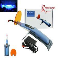 Woodpecker Original Oral Dental Wireless Led Curing Light Lamp Fda 2300mwc