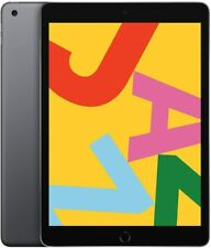 Apple iPad (7th Gen) 10.2 Space Gray Retina Display Wi-Fi...