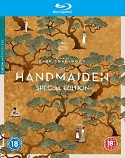 THE HANDMAIDEN di Park Chan Wook 2xBLURAY Special Edition in Coreano NEW .cp