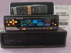 Pioneer KEH P 8600 R Autoradio Cd Wechsler Rarität Vintage