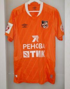 Match worn shirt Ural Russia Armenia national team Netherlands size L