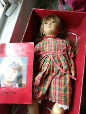 Vintage Annette Himstedt Neblina 2726 Faces Of Friendship Doll In Original Box
