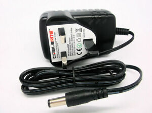 15v StreetWize SWPP1, 2, 3, 4, 5, 6 Jump start power supply cable adaptor