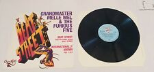 Grandmaster Melle Mel And The Furious Five- Beat Street- 1984