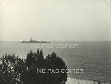 SAINT RAPHAEL Île d'Or 1927 VAR Grande photo 22 x 28 cm