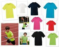 Fruit of the Loom Kids Fit Performance T T-Shirt Functional Shirt Children F350K