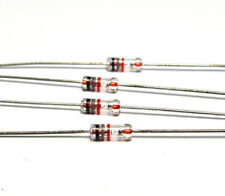 4x UHF Mischer Diode 1N82 / 1 N 82, Glas-Gehäuse, NOS