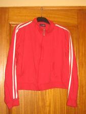 ACTIVE WEAR Veste Sweat zippé rouge 16 ans LA REDOUTE Gilet blanc
