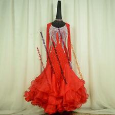jz Handmade Dance Dress/Standard Ballroom Competition Dress Modern Waltz Tango