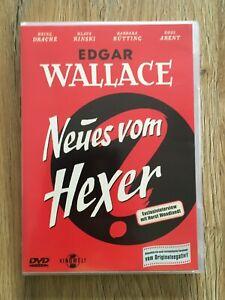 Edgar Wallace DVD : Neues vom Hexer 1965 mit Heinz Drache