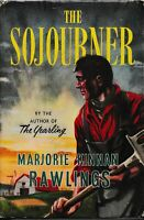 OLD FICTION , hc/dj , THE SOJOURNER by MARJORIE KINNAN RAWLINGS pbl 1956