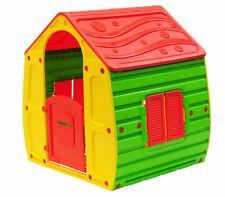Casetta in Resina Plastica per Bambini da Giardino Esterno Giocattolo Bimbi 2020