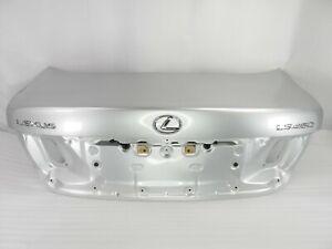 2007-2009 LEXUS LS460 LS600HL TRUNK LID / TAILGATE W/ LICENSE PANEL OEM MERCURY