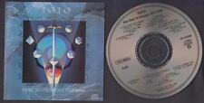 TOTO Past To Present 1977-1990 USA CD FCS6816