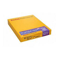 Kodak Portra 160 4x5 10 Sheet C41 Film