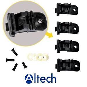 Alpinestar Tech 3,6,7,8,10 Boot Buckle Strap Base