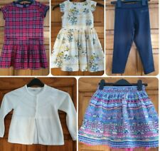 LOVELY GIRLS CLOTHES BUNDLE, AGE 5-6 YEARS, BY NEXT, MONSOON, X5 ITEMS IN VGC