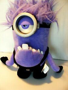 Despicable Me Purple Minion - Giant Toy Plush