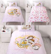 Luxury Disney Princess Imagine Retro Duvet Covers Printed Bedding Set Single