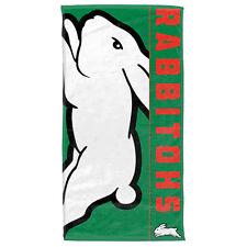 Official NRL Team Bath Beach Gym Towel 150cm x 75cm