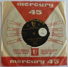 "Freddie Bell & The Bellboys - All Right, OK, You Win - 7"" Aust Mercury 45087 Ex-"