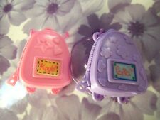 Barbie Kelly Tommy Doll Accessories Clothes *2 Kelly Bunch Doll Toy Backpacks*