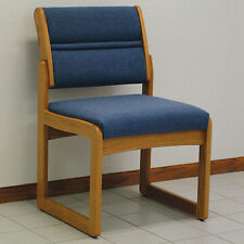 Valley Armless Guest Chair