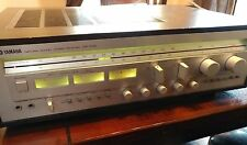 Vintage Yamaha CR-1040 AM/FM Natural Sound Stereo Receiver Works Tested Cleaned