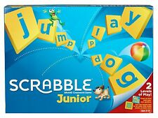 Scrabble Junior Boxed Exress Delivery From UK