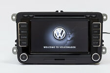 Volkswagen Passat Tiguan Eos VW RNS 510 C version navigation unit, 2018 V15 Map