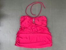 Liz Lange Maternity red-Coral Maternity Swimwear size L