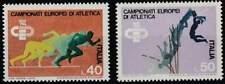 Italië postfris 1974 MNH 1453-1454 - EK Atletiek