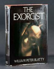 William Peter Blatty Signed 1971 The Exorcist Hardcover w/Dustjacket