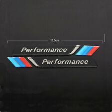 2pcs Black DIY Acrylic Car Body Window Sticker Decals Universal For BMW E90 F30