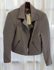 NWT Bec & Bridge Jacket Sz 8 Luna Biker Jacket Coat