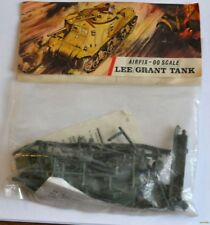 Early  Bagged Airfix Red Stripe OO scale WWII American army Lee Grant tank
