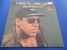 Adriano Celentano - I miei americani tre puntini 2 -LP