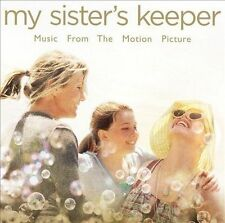 Various Artists My Sisters Keeper: Music From The Motion CD
