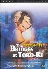 THE BRIDGES at TOKO-RI (1954) DVD - William Holden (New & Sealed)