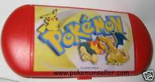 NEW POKEMON GO EYEGLASS SUNGLASS EYE GLASSES HOLDER or PEN PENCIL CASE PIKACHU