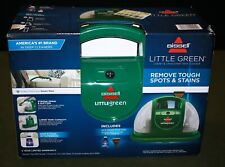 New listing Bissell Little Green Portable Spot and Stain Cleaner!