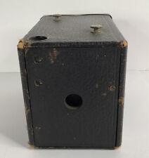 VINTAGE ANSCO BUSTER BROWN  NO. 2 BOX CAMERA