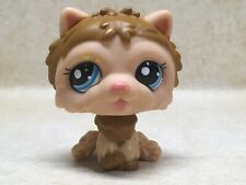 Littlest Pet Shop Lps #1996 Chow Chow Dog Blue Dot Eyes Preowned