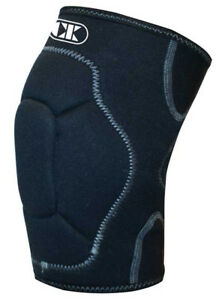 Cliff Keen | RK30 | Wraptor 2.0 Wrestling Knee Pad Lycra Black | ALL SIZES