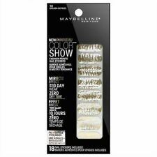 Maybelline Limited Edition Color Show Fashion Prints Mirror Effect Nail...